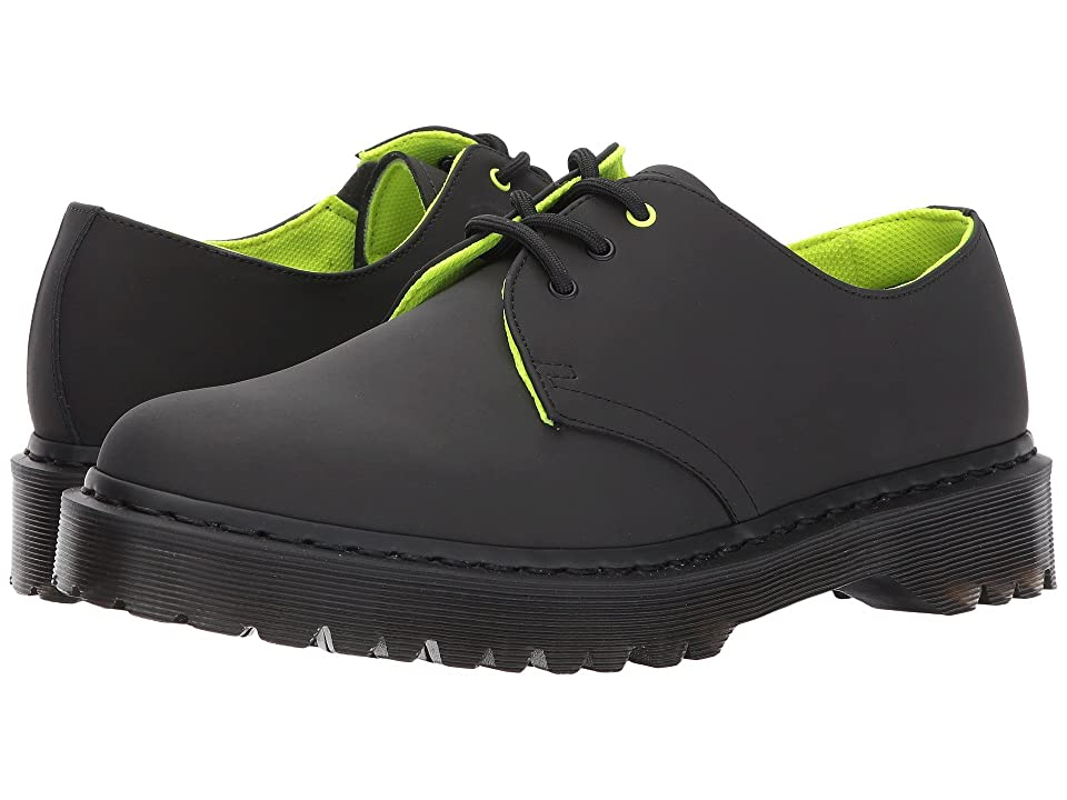 Dr. Martens 1461 Concept 3-Eye Shoe (Black Concept) Men