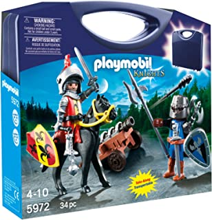 Best playmobil carrying case knights Reviews