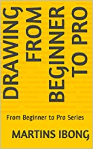 Drawing From Beginner to Pro: From Beginner to Pro Series (Fro Beginner to Pro Series Book 1) (English Edition)