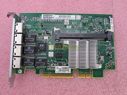 HP 468001-001 NC375i クアッドポートニックアダプター 491838-001 516437-B21 (認定リファービッシュ品)