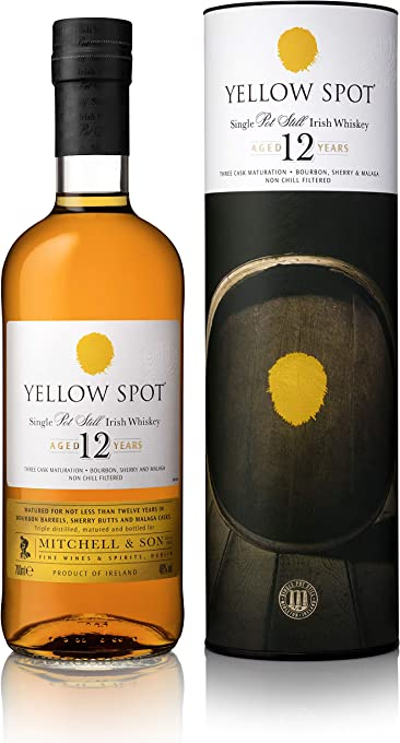 Spot Whiskeys Yellow Spot 12 Year Old 700mL