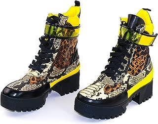 cape robbin combat boots