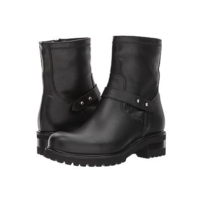 La Canadienne Caily (Black Leather) Women