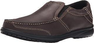 Crocs Men's Shaw Leather Loafer