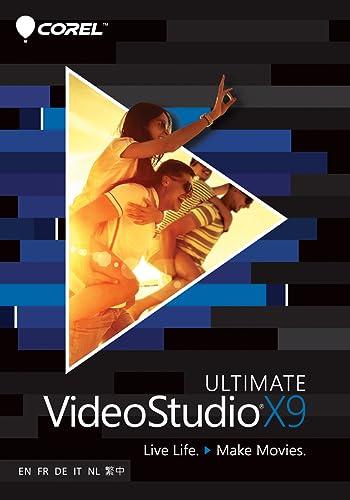 VideoStudio Ultimate X9 [Téléchargement]