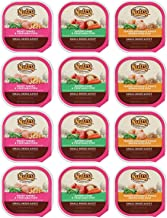 product image for Nutro Canned Small Breed Adult Dog Food 3 Flavor Variety Bundle: (4) Tender Chicken & Whole Brown Rice, (4) Roast Turkey & Vegetable and (4) Savory Lamb & Vegetable, 3.5 Oz Each (12 Trays Total)