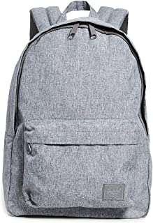 Supply Co. Women's Classic Light Mid Volume Backpack, Raven Crosshatch, Grey, One Size