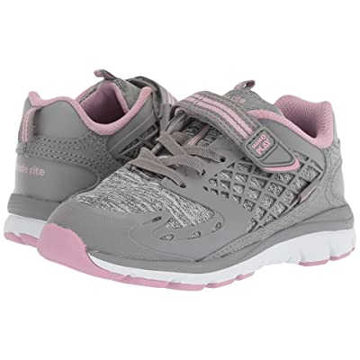 Stride Rite Made 2 Play Cannan (Toddler/Little Kid) (Grey) Girls Shoes