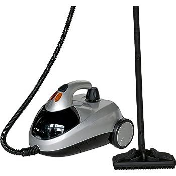 MLMLANT Limpiador de Vapor presurizado de Mano, 450ml 1050W y 9 ...