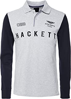 esPolos Hackett Hombre Amazon Larga Manga 5AjqL3R4