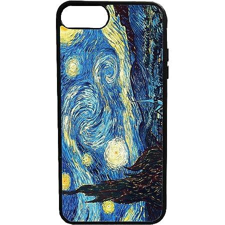 CASEONE® Cover per iPhone - Fantasia Van Gogh: Amazon.it: Elettronica
