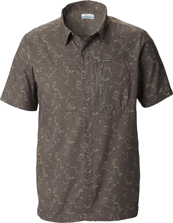 Columbia Branded goods Men's Pilsner Peak Print Ii Sleeve Selling Short