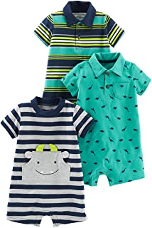 Simple Joys by Carter's Baby Boys paquete de 3 peleles