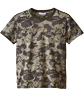 Dolce & Gabbana Kids - Camo Print T-Shirt (Toddler/Little Kids)