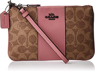 Coach Wristlet for Women-Monogram