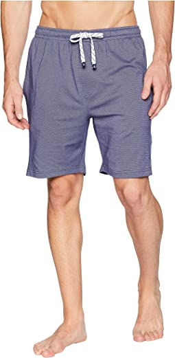 Lounge Jam - Twisted Pique Sleep Shorts