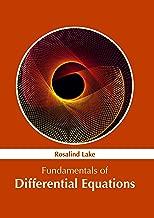 Fundamentals من التفاضلي equations