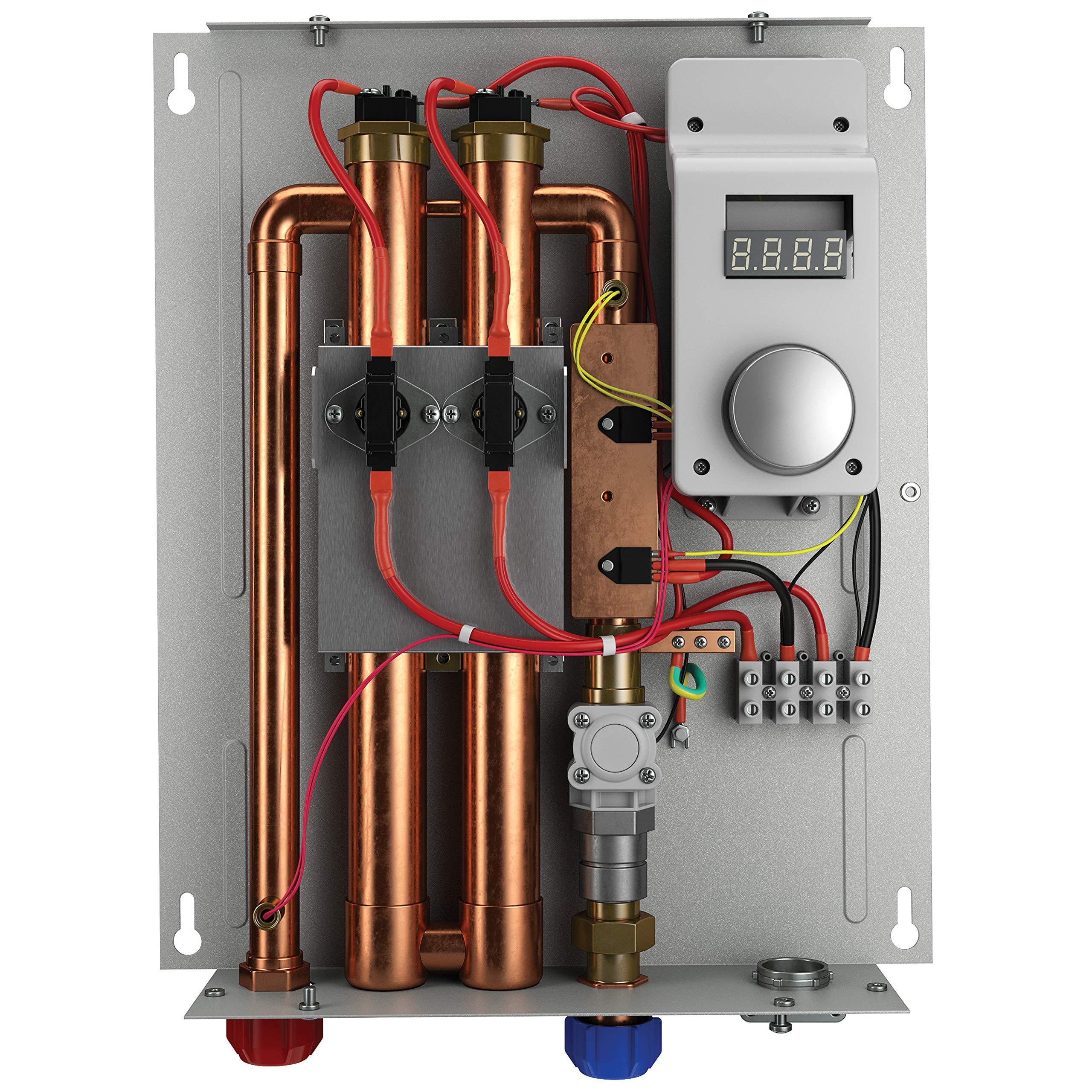 Rheem RTEX-18 18kW 240V Electric Tankless Water Heater, small, Gray - -  Amazon.comAmazon.com