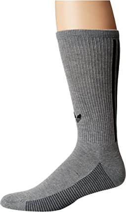 Originals 3-Stripe Statement Single Crew Sock