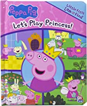 Peppa Pig - Let's Play Princess Little First Look and Find - PI Kids