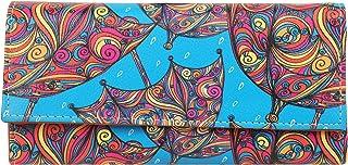 ShopMantra Multicolored Faux Leather women's Wallet (LW00000127)