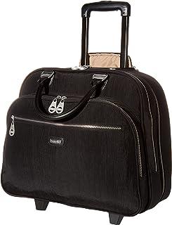 حقيبة حمل دوارة من بغاليني - أسود