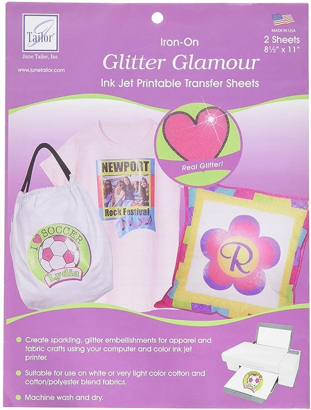 June Tailor Inkjet Transfer Glitter Glamour