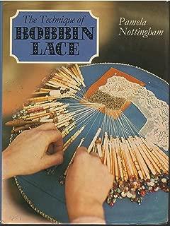 The technique of bobbin lace