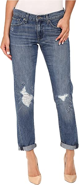 Lucky Brand - Sienna Slim Boyfriend in Olympic Blue