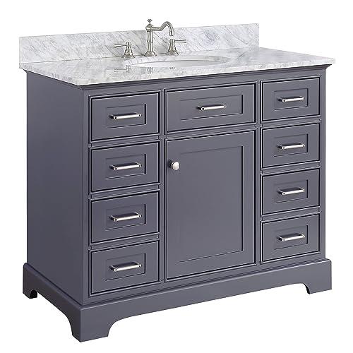 42 Inch Vanity Cabinet Amazoncom