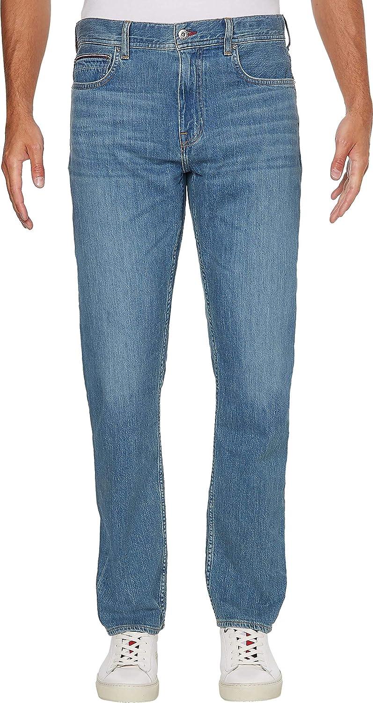 Tommy Hilfiger Regular Mercer Str Vermont Ind Jeans para Hombre