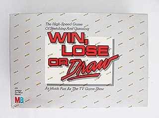 Win, Lose or Draw - Original Edition (1987)
