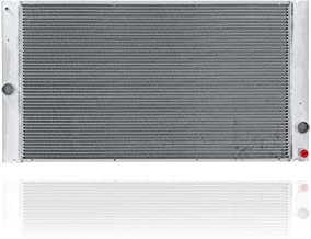 Radiator - Pacific Best Inc For/Fit 2884 04-07 Volvo S40 05-07 V50 All Aluminum