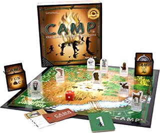 camp board games