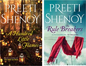 A Hundred Little Flames + The Rule Breakers (Set of 2 books)