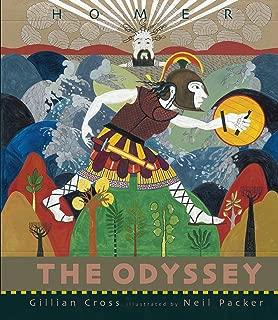 gillian cross the odyssey