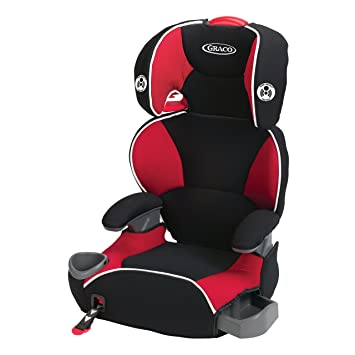 Graco Affix Highback Booster Seat with Latch System, Atomic: image