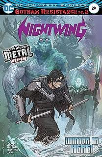 Nightwing #29 (Metal)