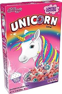 Kellogg's Limited Edition Unicorn Cereal, 10 oz