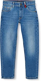 Tommy Hilfiger Rey Relaxed Tapered Recmbst Jeans para Niños