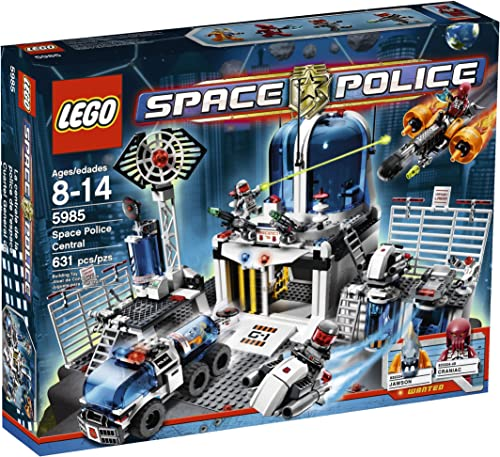 LEGO Space Police Central (5985)