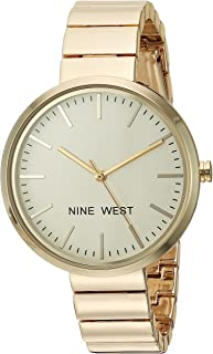 Nine West NW1986CHGB Reloj de Diseñador para Mujer