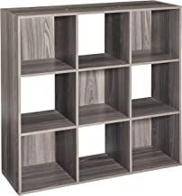 Best rustic gray storage cube Reviews