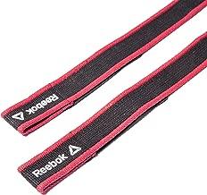 Reebok Rsac-10310 Unisex Strap Lifing Nero, Black, One Size