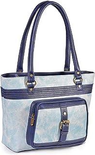 Fristo Sky blue Women Handbag