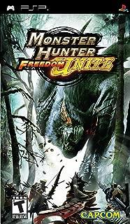 monster hunter freedom uniter