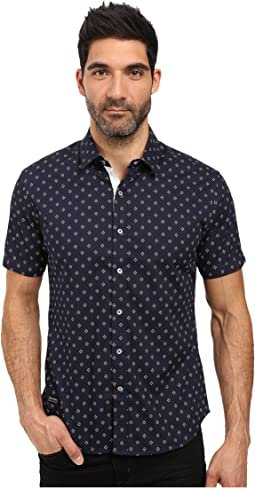 7 Diamonds - Diamonds Dancing Short Sleeve Shirt