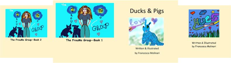 The FrouMo Group (4 Book Series)