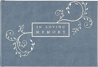 In Loving Memory Guest Book (Memorial Book, Funeral Book)