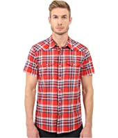 Lucky Brand - Short Sleeve San Berdu Shirt